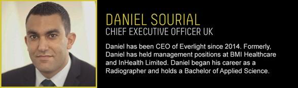 Daniel Sourial bio image