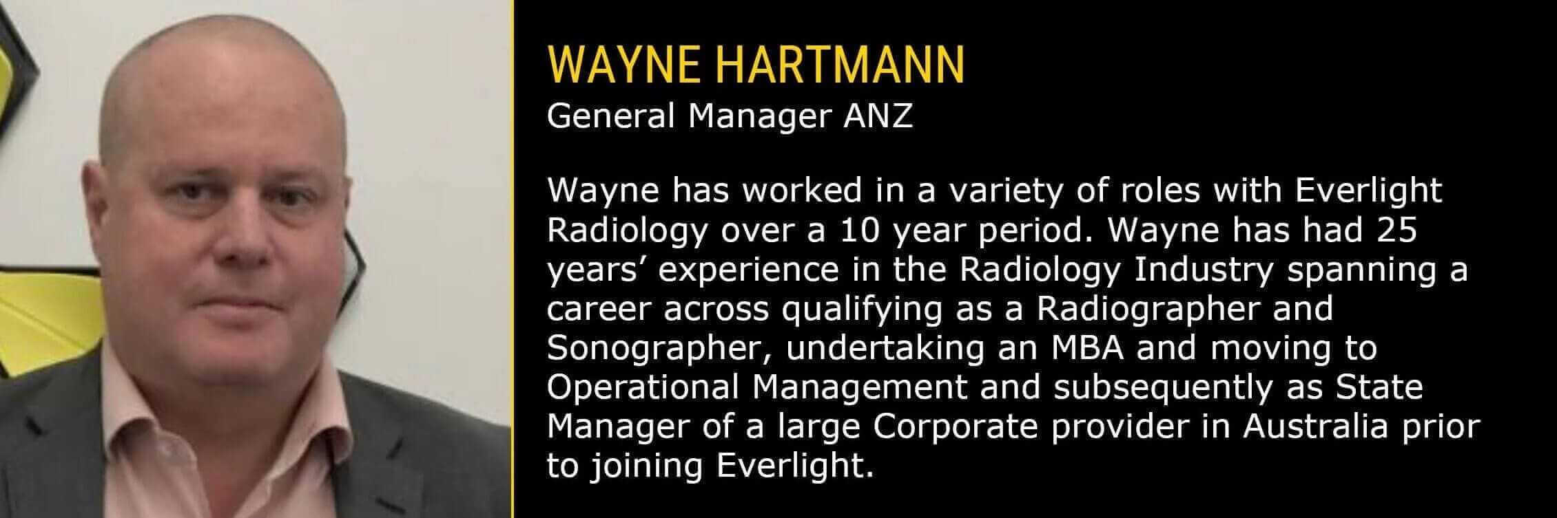Wayne Hartman bio image