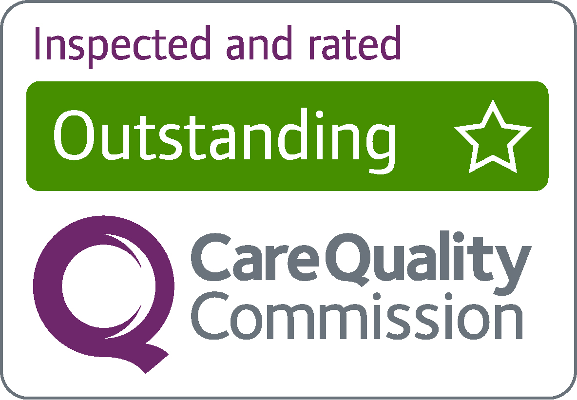 CQC inspected and rated outstanding RGB