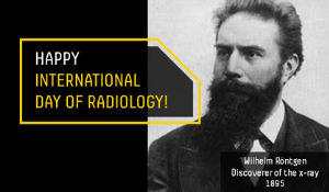 Happy International Day of Radiology!